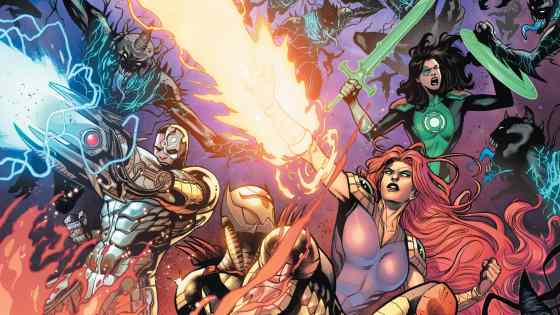 Justice League Odyssey #9 Review