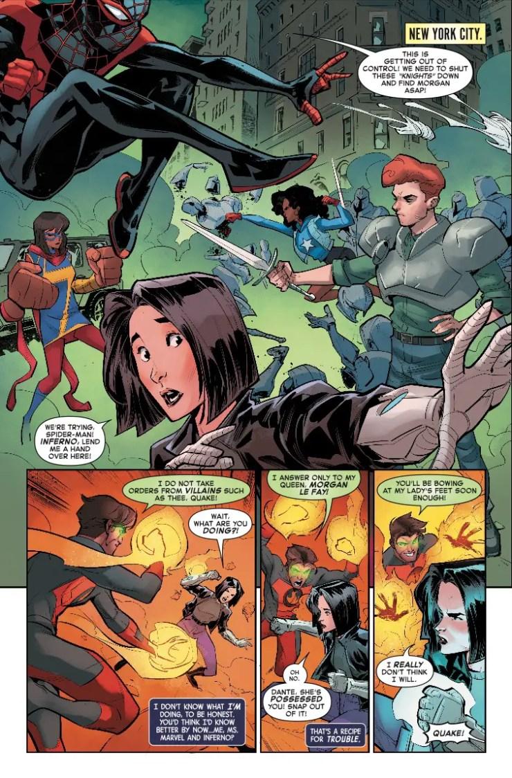 Marvel Preview: Marvel Rising #3