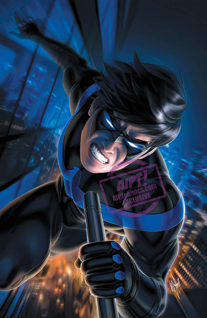 EXCLUSIVE DC Preview: Nightwing #60