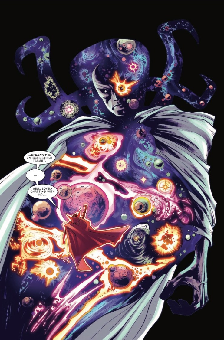 Marvel Preview: The War Of The Realms: War Scrolls #2
