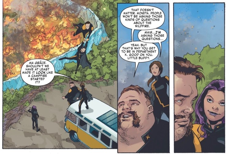"""""""Positive fan reaction sort of rearranged my whole life"""" - Writer Leah Williams unpacks 'Age of X-Man: X-Tremists'"""