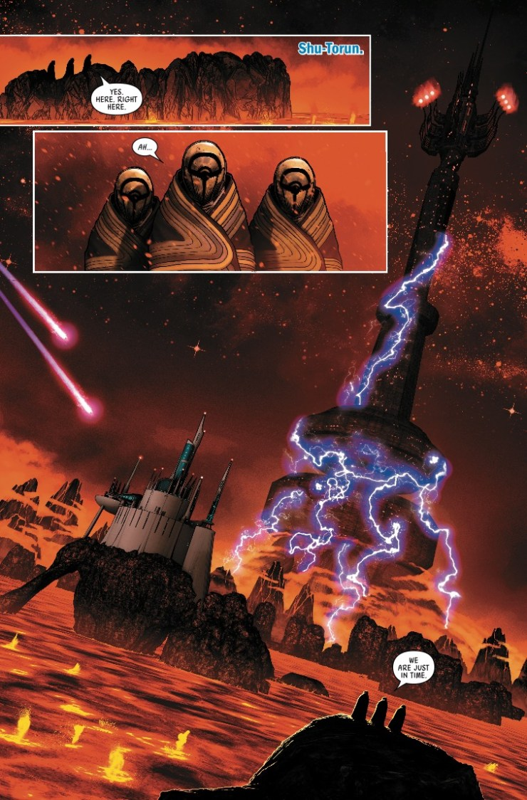 Marvel Preview: Star Wars #66