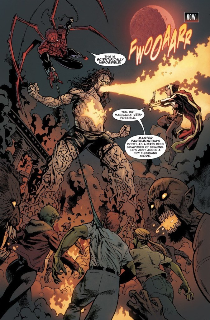 The Superior Spider-Man #6 Review: Spin-Down