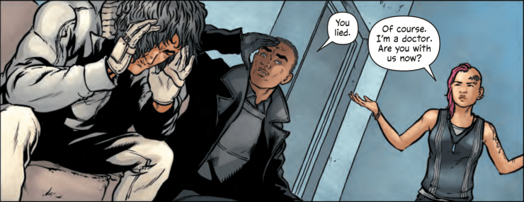 The Wild Storm #23 Review