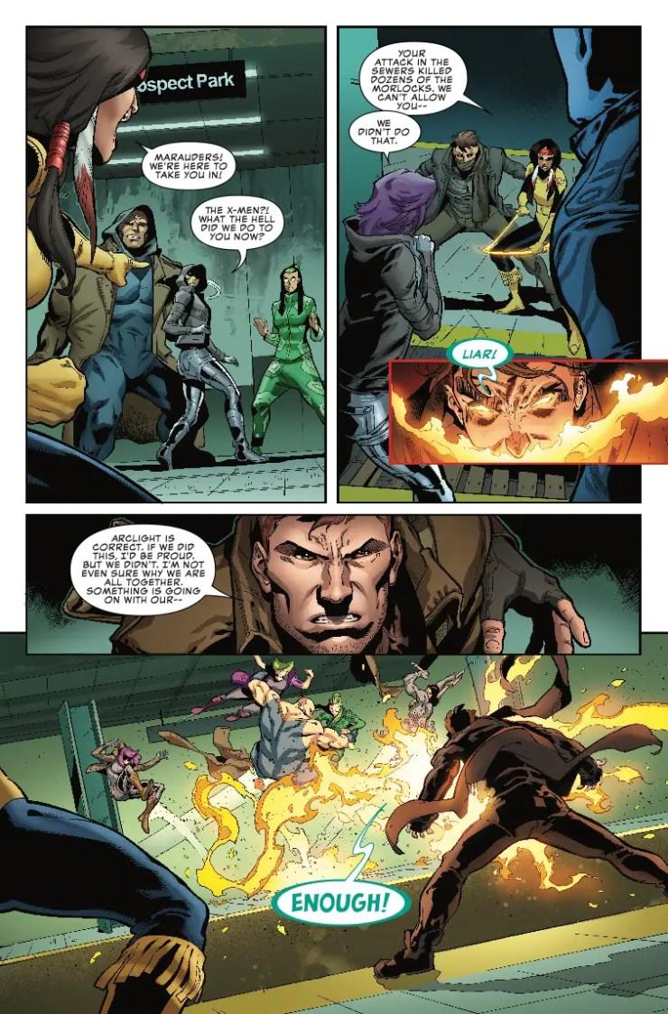 Marvel Preview: Uncanny X-Men #18