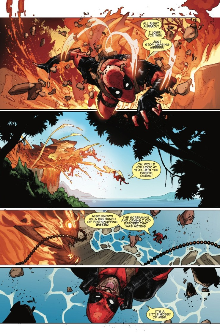 Marvel Preview: The War of the Realms: Strikeforce - The War Avengers #1
