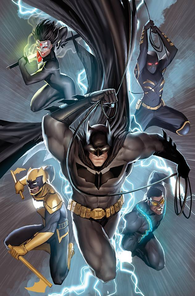 'Batman and the Outsiders' #1 review: New team, same great compelling narratives