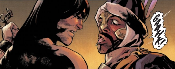 Conan the Barbarian #6 Review: The Sole Survivor