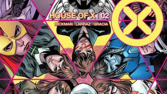 Jonathan Hickman is coming to X-Men Monday - Plus, new 'House of X' and 'Powers of X' details revealed