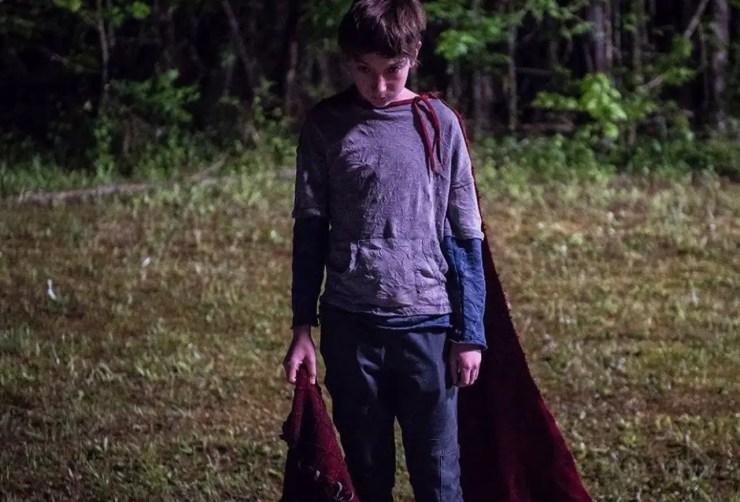 'Brightburn' defines the next step in superhero movies
