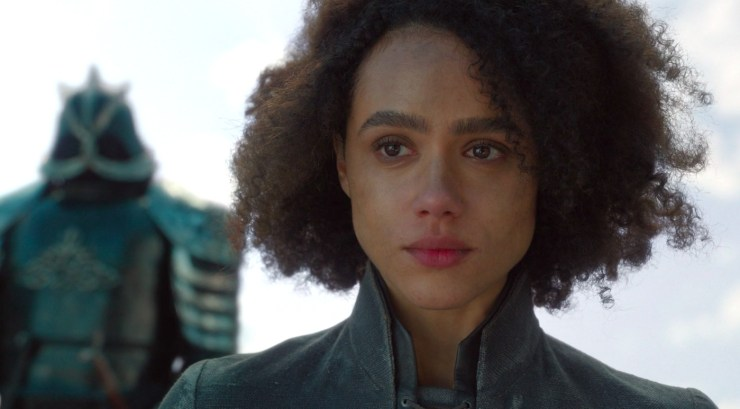 [Spoilers] Game of Thrones S8 E4: Nathalie Emmanuel reveals what Missandei's words meant