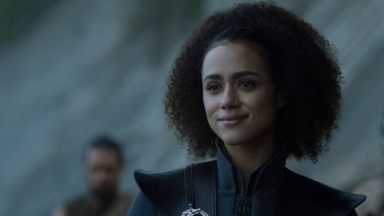 Why did Missandei say what she said in Game of Thrones S8E4? Nathalie Emmanuel sounds off.