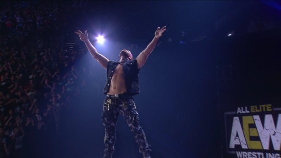 AEW confirms they've signed Jon Moxley to a multi-year deal