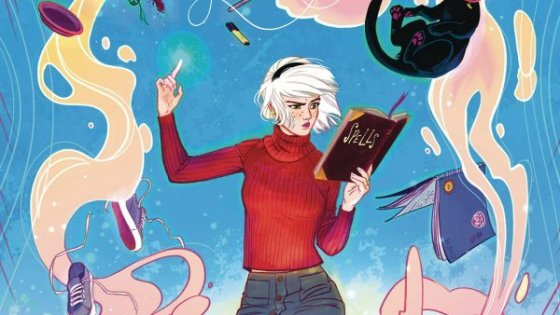 Sabrina the Teenage Witch #2 advance review