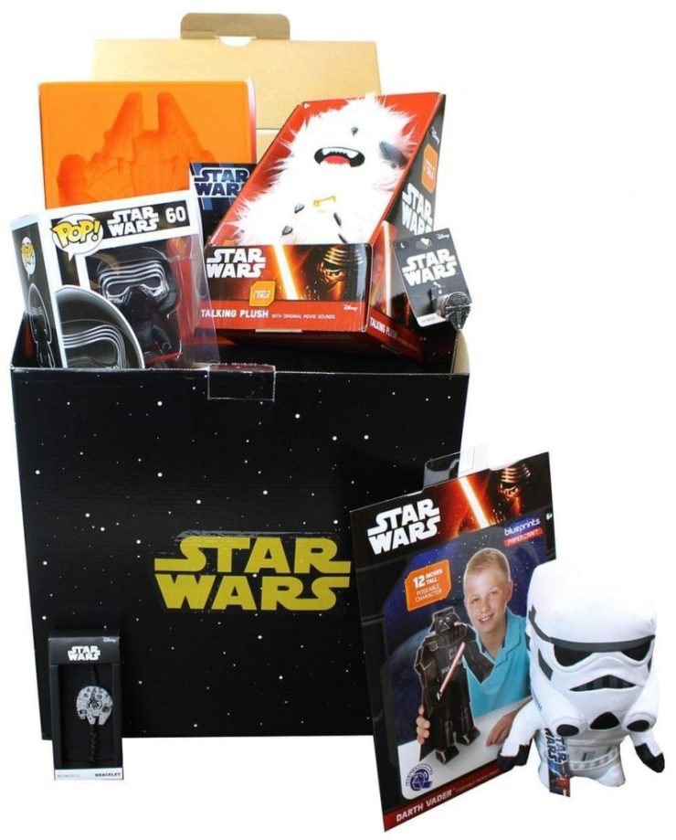 Toynk Toys Celebrates Star Wars Day