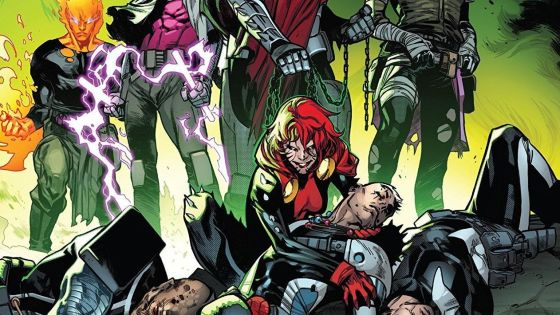 X-Force #7 Review