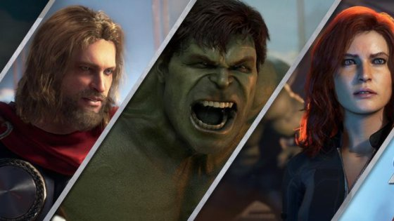At the end of Square's E3 presser we finally got a first look at Marvel's Avengers: A-Day, Crystal Dynamics' new take on Marvel's most famous team. And...I'm kind of underwhelmed?