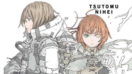 I'm pretty picky about what sorts of sci-fi I like, so it can be hard for me to find manga I enjoy in the genre. Enter Tsutomu Nihei's APOSIMZ, published by Vertical Comics. The series's first two installments were very impressive thanks to their unique aesthetic and well-thought-out world and concepts. Vol. 3 is out now, and it follows Etherow and co. as they take on new enemies, encounter previously unseen automatons, and more. Is it good?