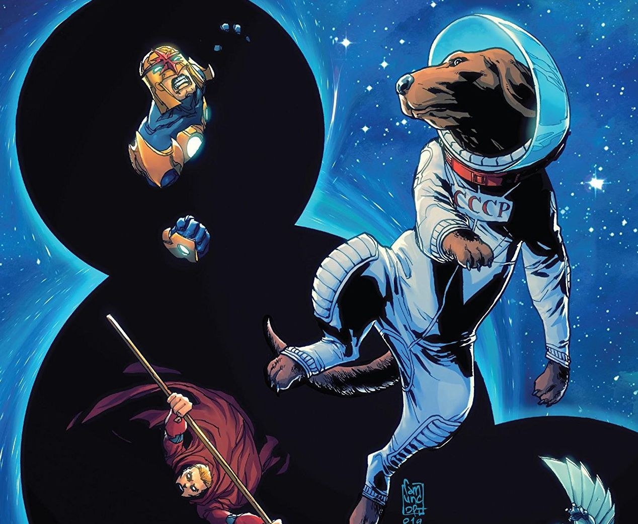 Guardians of the Galaxy Annual #1 review: where is everyone?
