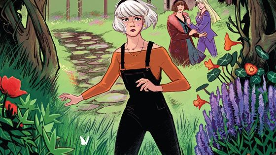 Sabrina the Teenage Witch #3 Review