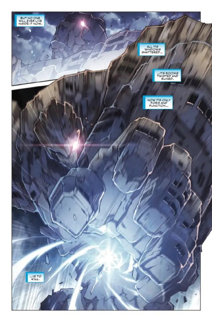 Marvel Preview: Aero #1