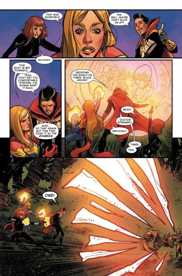 Marvel Preview: Captain Marvel #7