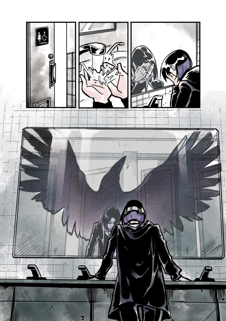Interview: Kami Garcia and Gabriel Picolo on their new DC Ink title 'Teen Titans: Raven'