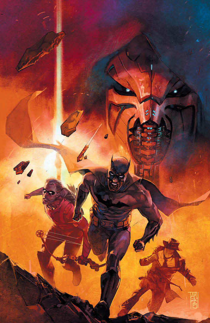 DC Preview: Event Leviathan #1