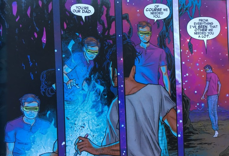 Cyclops was wrong: The truth behind Scott Summers' change of heart