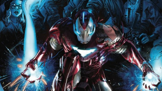 Marvel Preview: Tony Stark: Iron Man #13