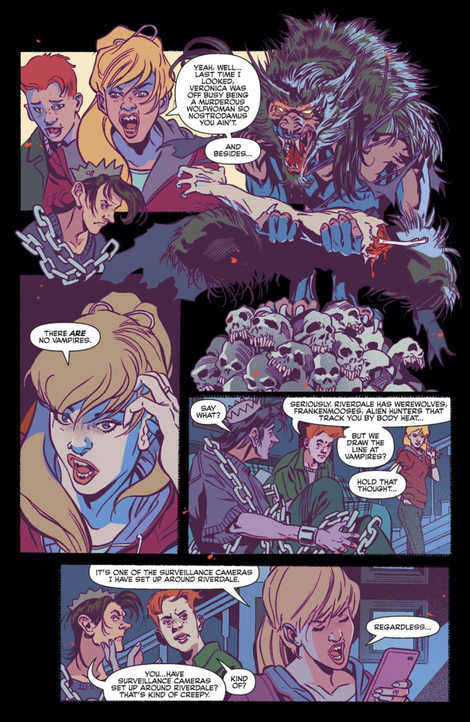 Jughead: The Hunger vs. Vampironica #2 Review