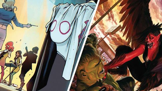 Weekly comics news and reviews to keep you up to date leading into 7/3/19!