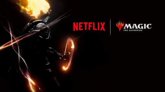 A 'Magic: The Gathering' animated series is coming to Netflix
