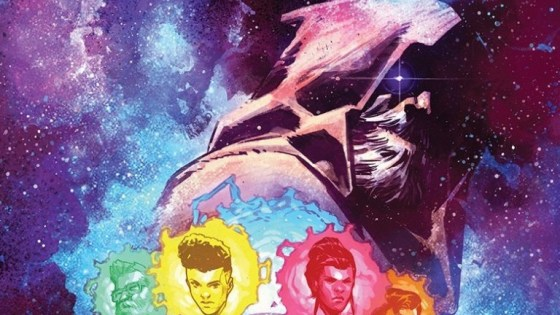 """""""Big, epic sci-fi with apocalyptic powers"""": Fred Van Lente talks Psi-Lords series"""