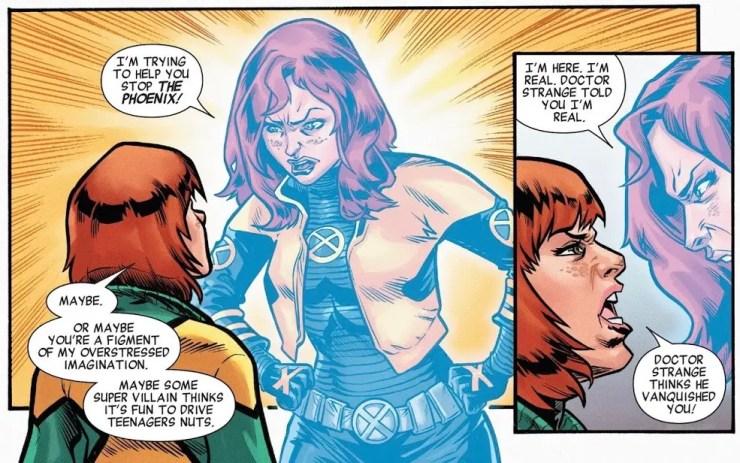 X-Men Monday (featuring Jordan D. White & Friends) #15 - Jean Grey