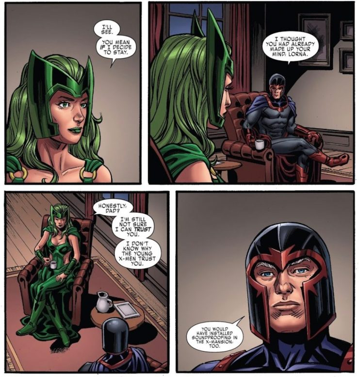 X-Men Monday #17 - Magneto