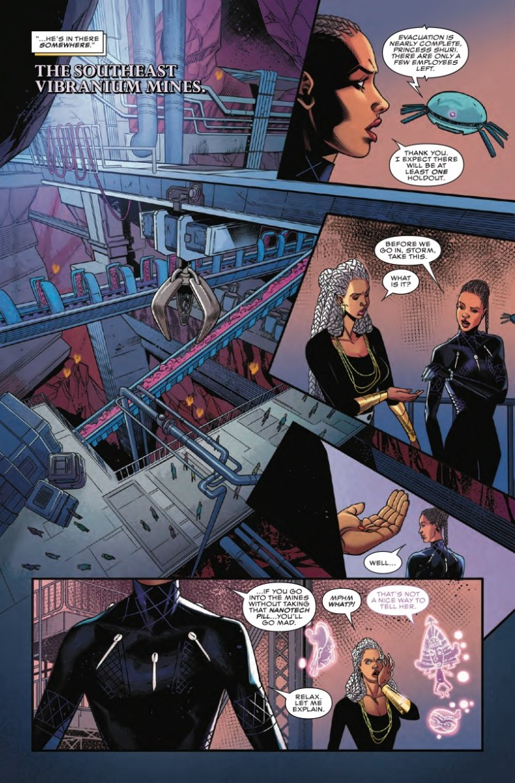 Marvel Preview: Shuri #9