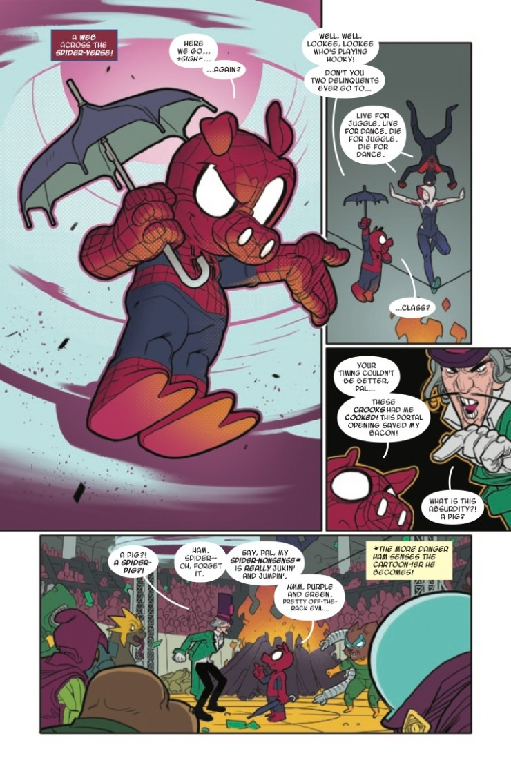 Marvel Preview: Spider-Man Annual (2019) #1: Peter Porker, the Spectacular Spider-Ham