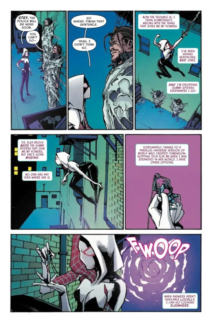 Marvel Preview: Spider-Gwen: Ghost-Spider #10