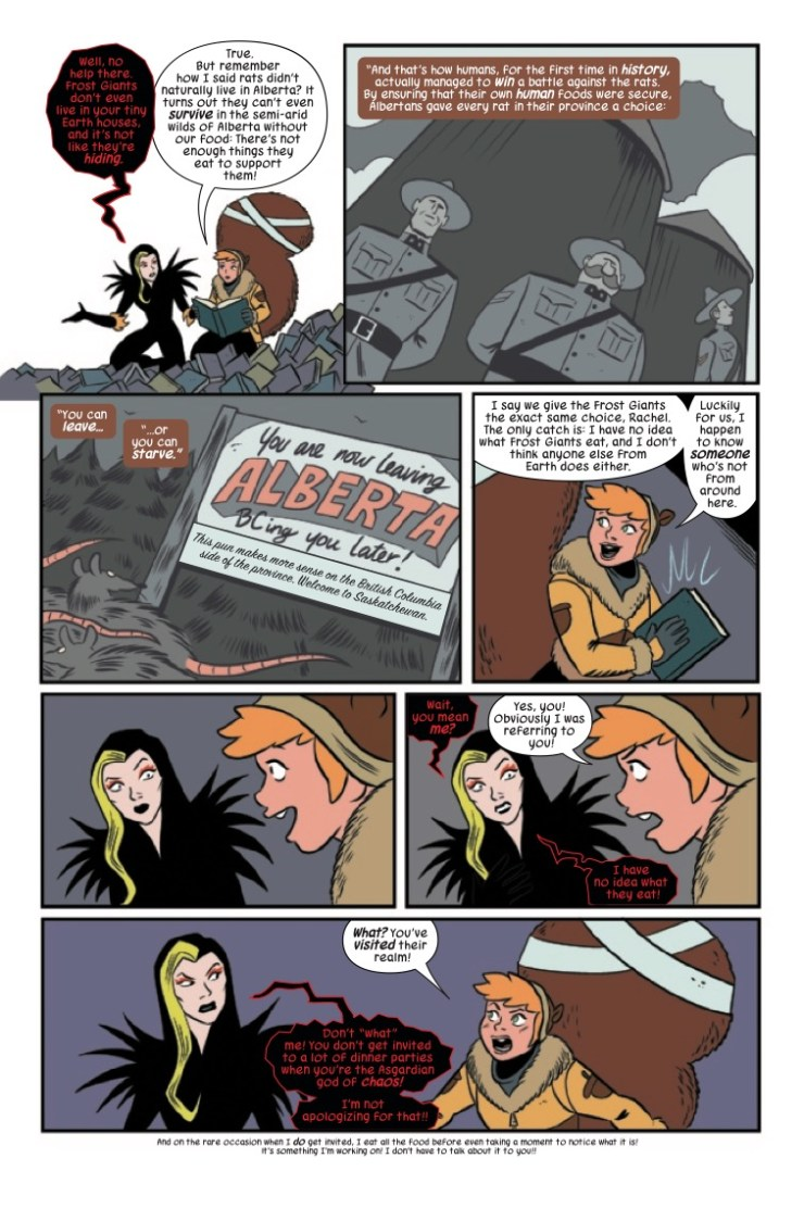 Marvel Preview: The Unbeatable Squirrel Girl #46