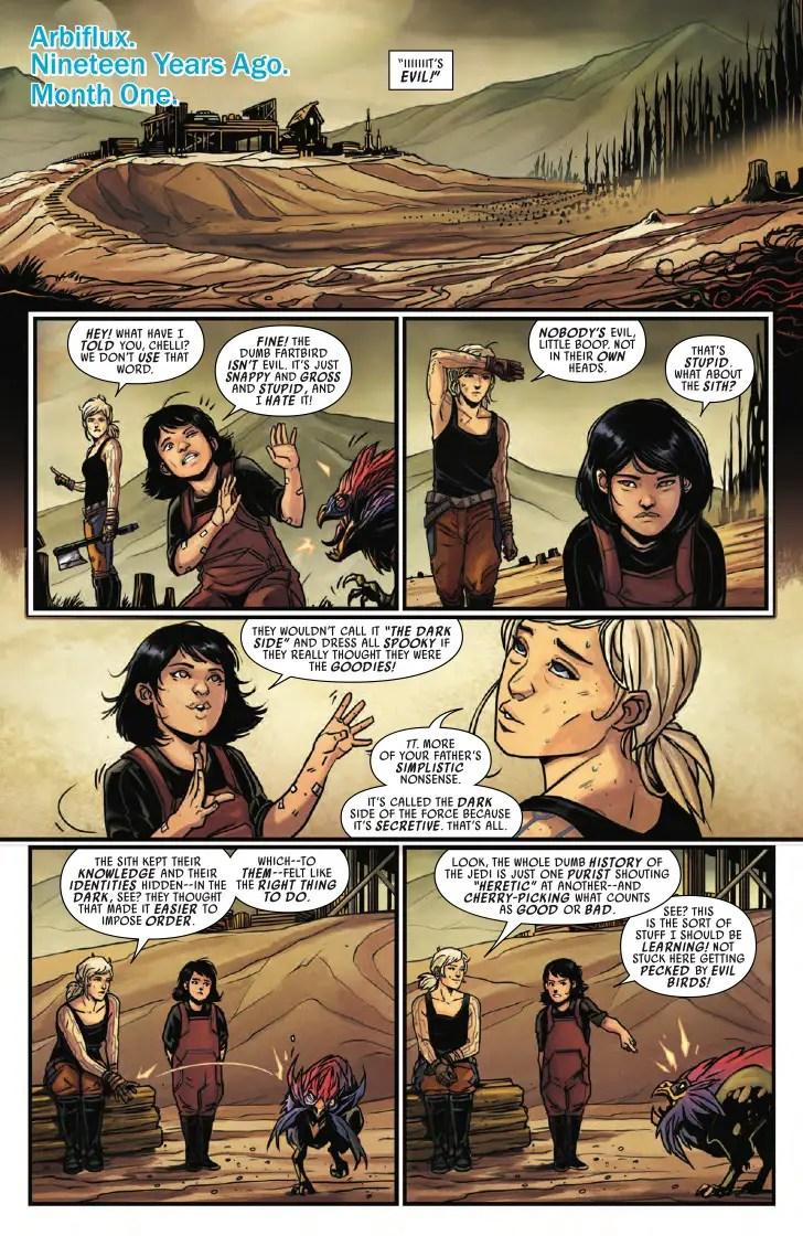 Marvel Preview: Star Wars: Doctor Aphra #33