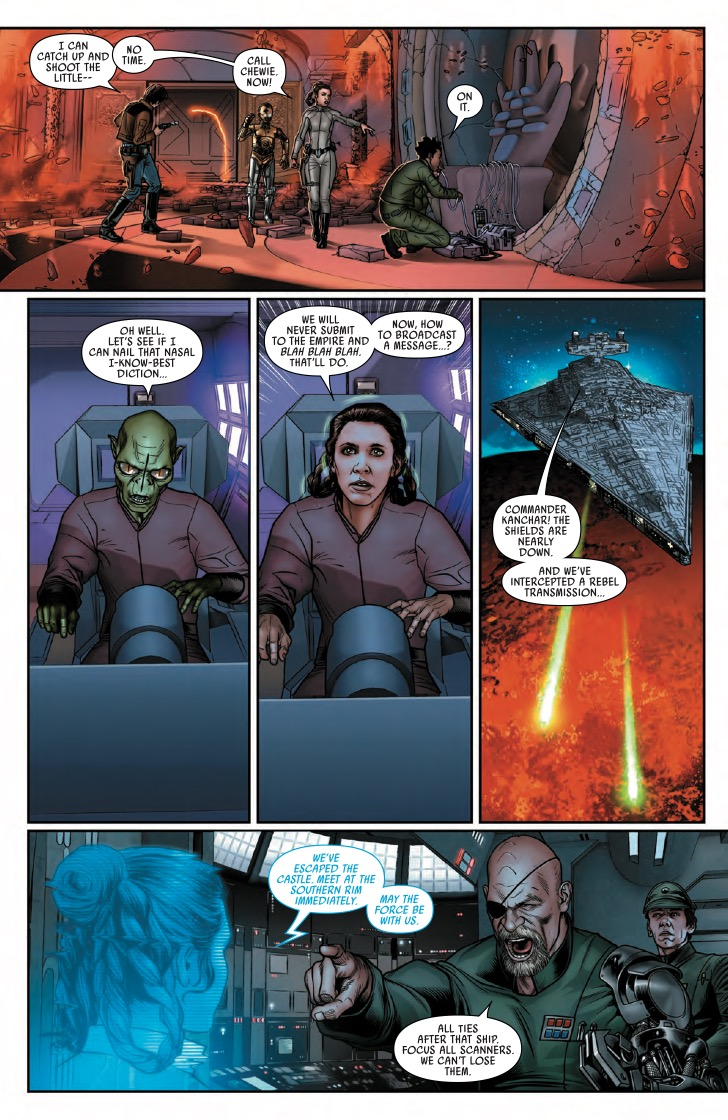Marvel Preview: Star Wars #67
