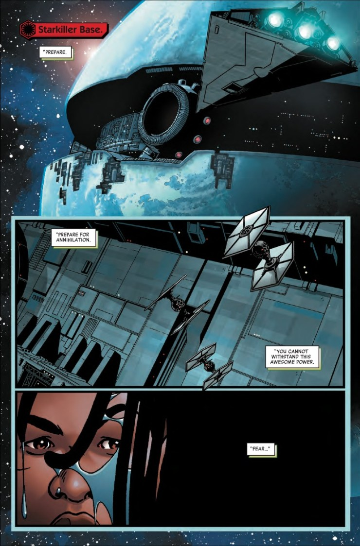 Marvel Preview: Star Wars: Age Of Resistance - Finn #1