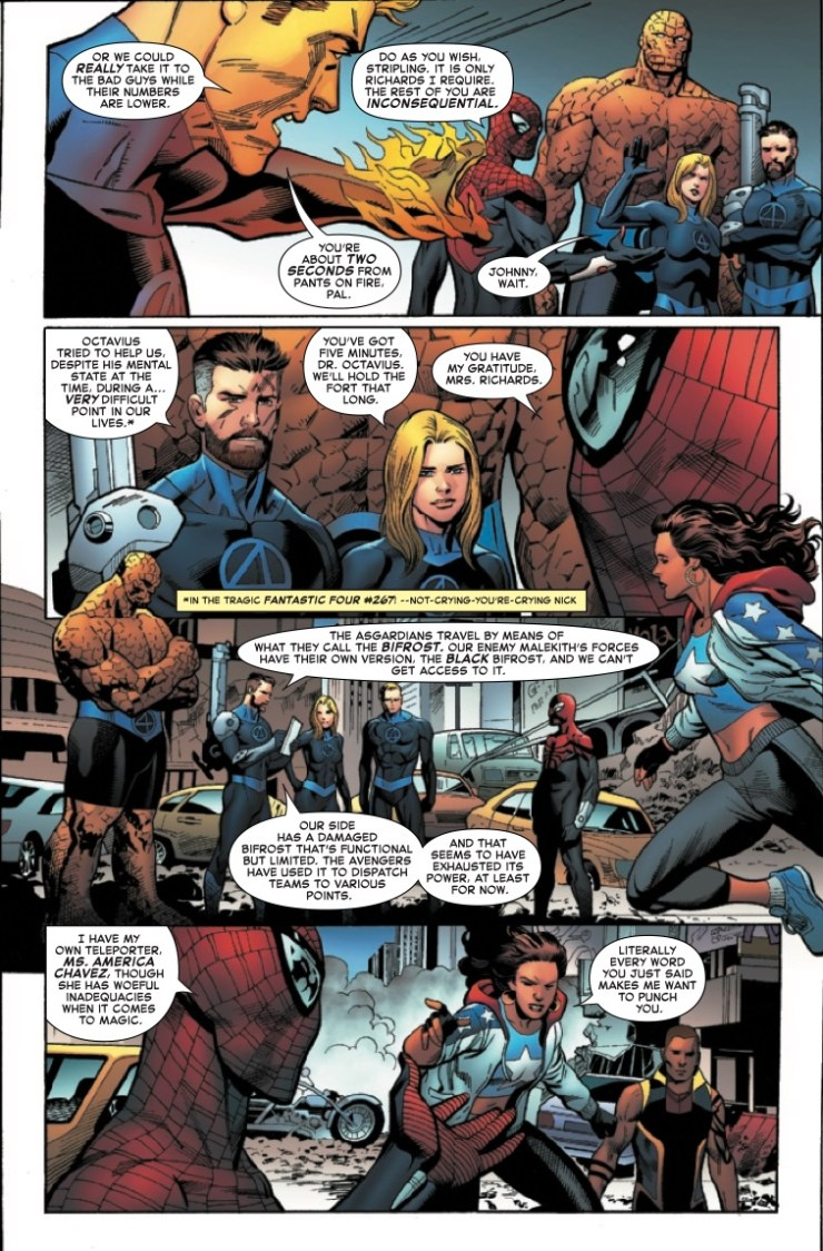 Marvel Preview: Superior Spider-Man #8
