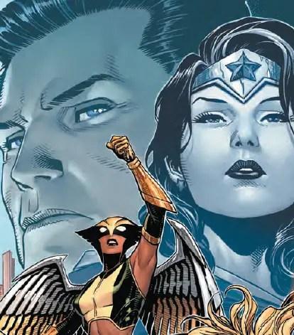 Justice League #25 Review