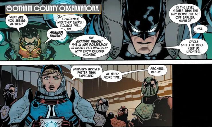 Detective Comics #1005 Review