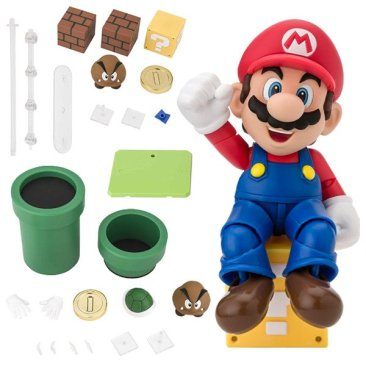 Super Mario Maker 2 Classic Bundle