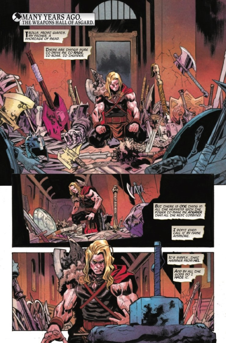 Marvel Preview: Thor #14