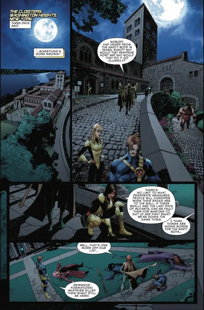 Uncanny X-Men #20 review: Curing what ails you