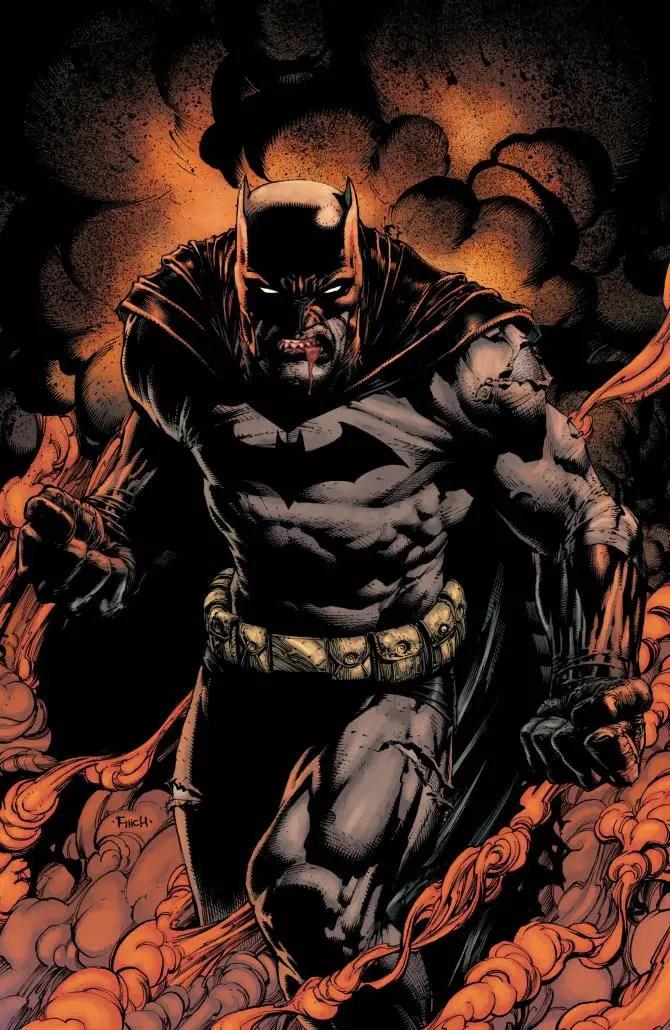 Batman #72 review: Reflection
